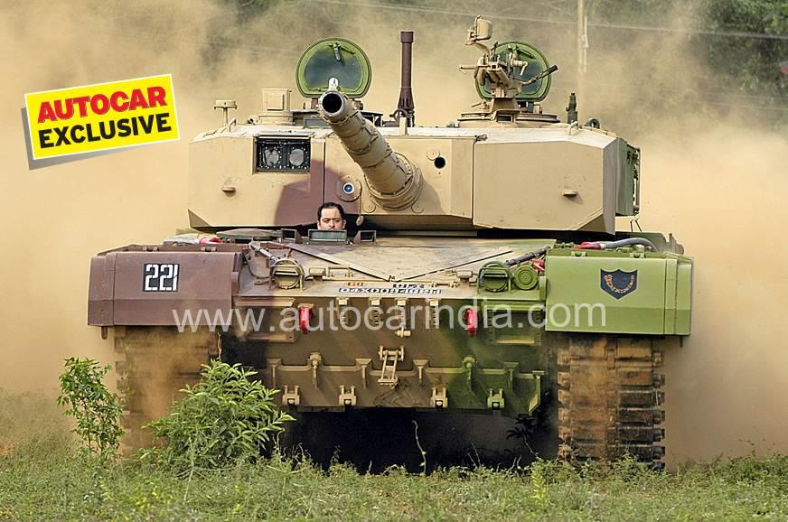 Arjun Main Battle Tank review, road test