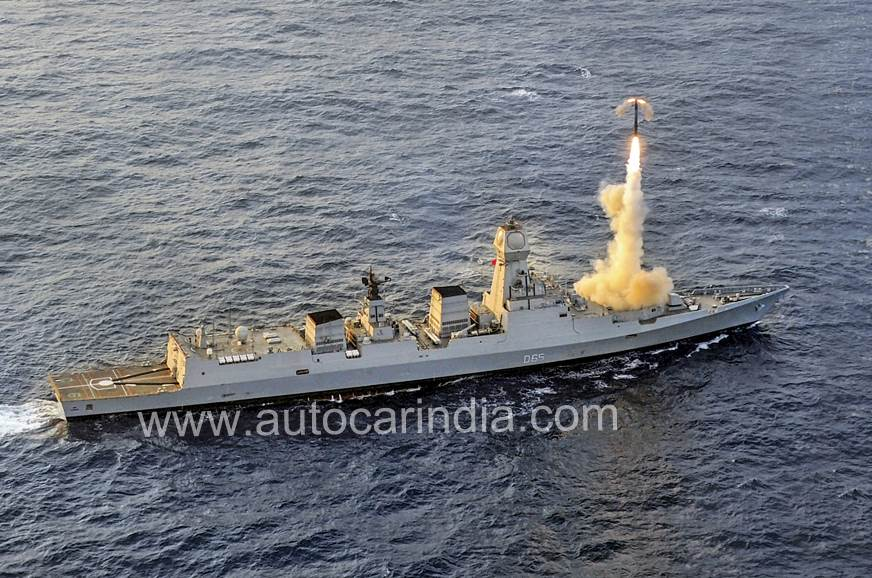 Once the BrahMos locks on, it comes at you with almost th...