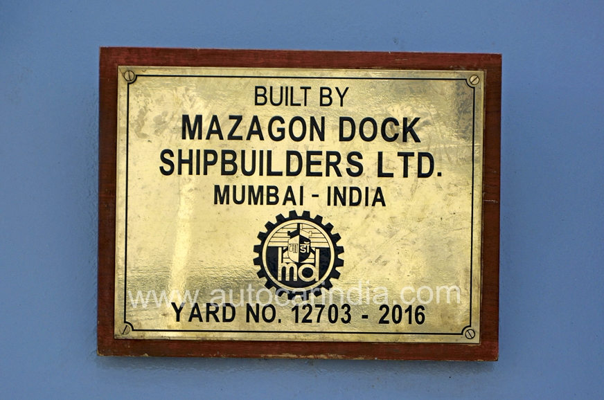 Maz Dock was set up by the East India Company in 1774; ha...