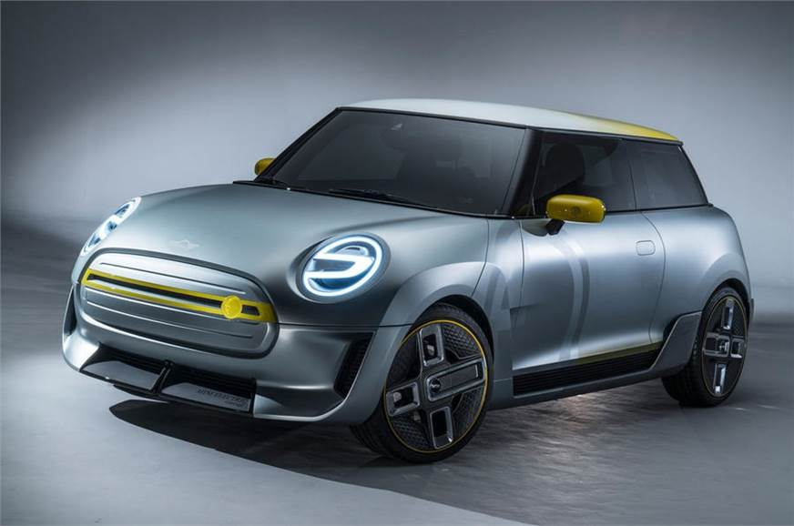 2019 Mini Electric Ev Details Revealed For 2019 Launch