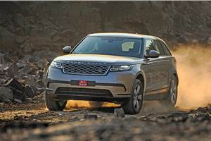 2018 Range Rover Velar India review, test drive