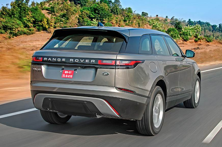 The Velar is not only a looker but is rather good to driv...
