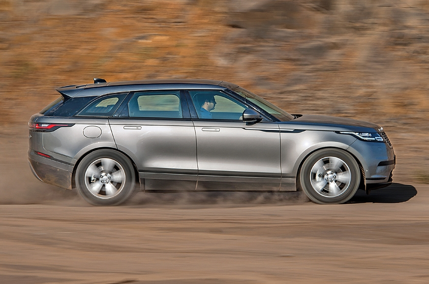 Land Rover calls the Velar its most road-focused SUV yet....
