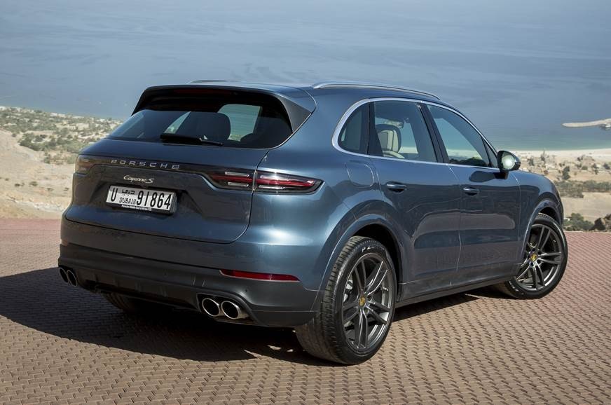 2018 porsche cayenne review expected price india launch and more autocar india. Black Bedroom Furniture Sets. Home Design Ideas