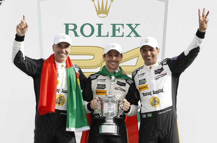 Action Express clinch Daytona 24 Hours win