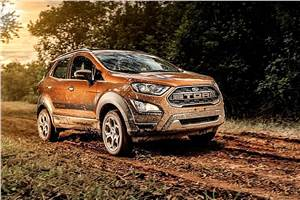 2018 Ford EcoSport Storm officially revealed