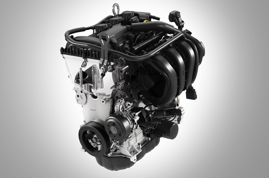 The new 96hp, 1.2-litre petrol engine from Ford's Dragon ...
