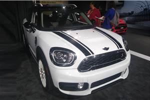 New Countryman to lead Mini's Auto Expo line-up