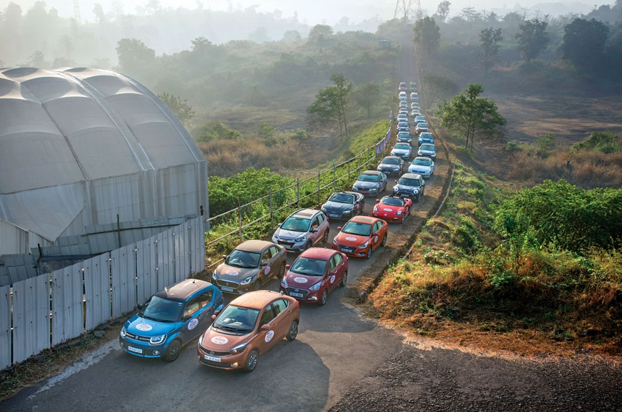 28 contenders duelled for the Autocar Car of the Year 201...