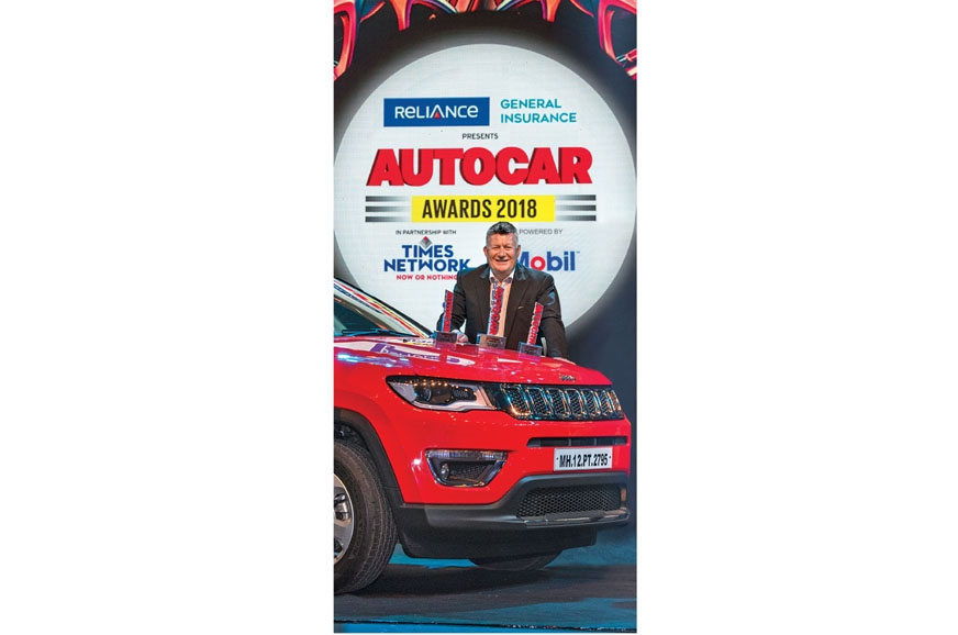Winner of three awards, including the Premium SUV of the ...