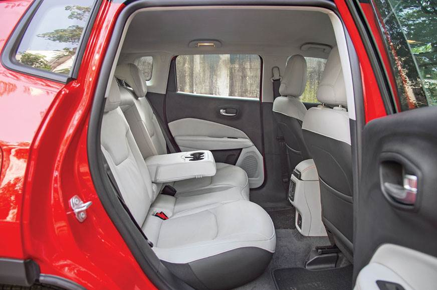 The Compass is a seriously impressive SUV that takes full...