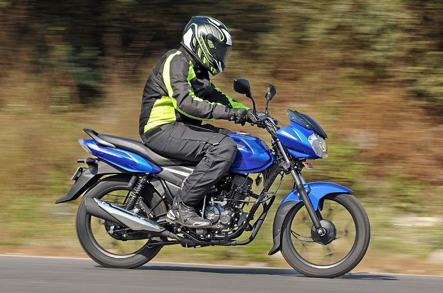 2018 Bajaj Discover 110 review, test ride