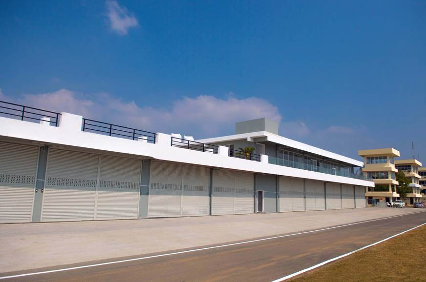 MMRT paddock complex revamped