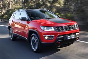 2018 Jeep Compass Trailhawk review, test drive