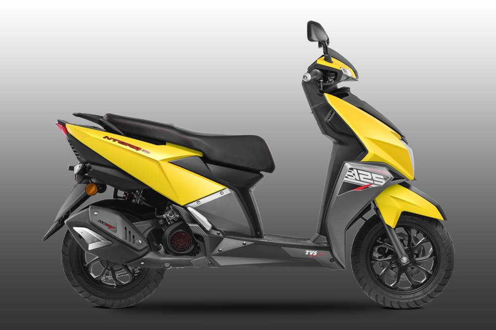 TVS Ntorq 125 scooter to be showcased at Auto Expo 2018