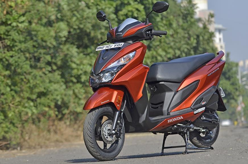 Honda's recently launch Grazia.