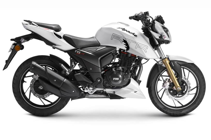 2018 TVS Apache RTR 200 ABS launched at Rs 1.07 lakh