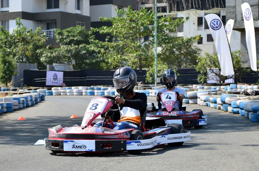 19 new drivers selected for VW Ameo Cup 2018