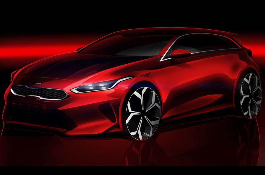 2018 Kia Ceed confirmed for Geneva debut
