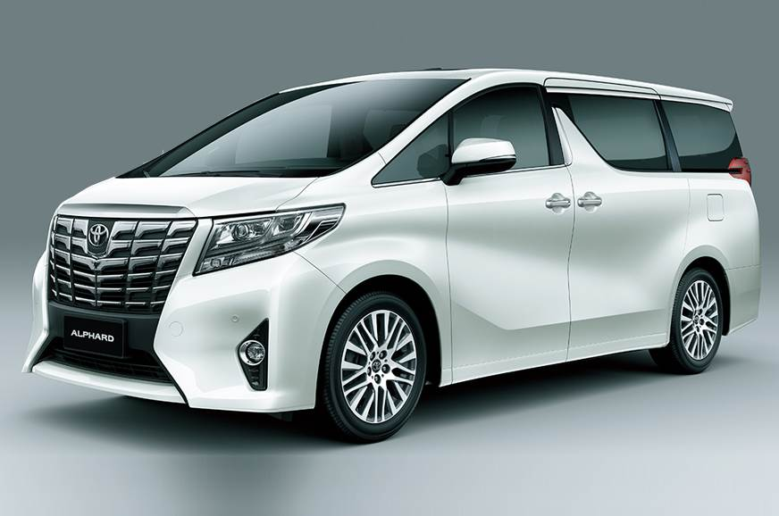 Toyota evaluating Alphard MPV for India launch