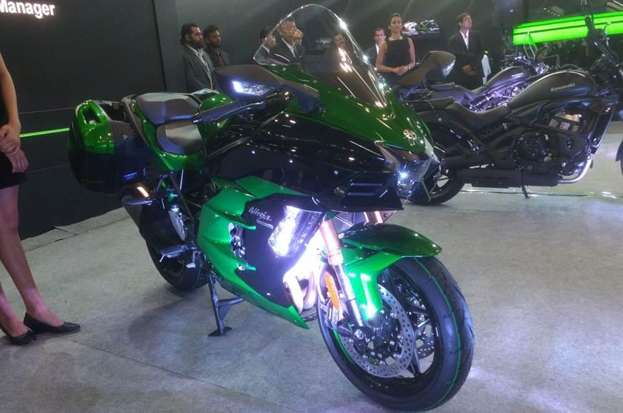 Kawasaki Ninja H2 SX, SX SE launched at Rs 21.8 lakh and Rs 26.8 lakh