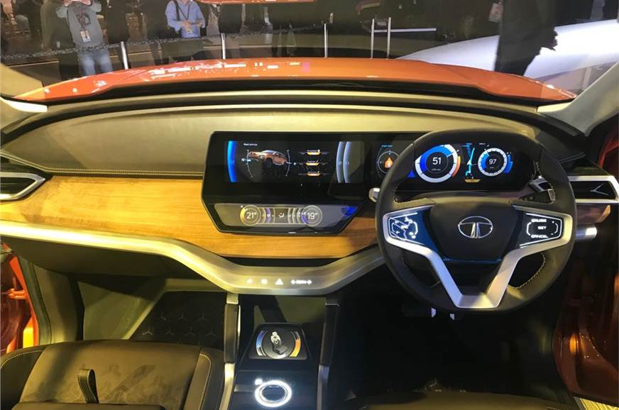 new tata h5x suv india launch date expected price auto expo 2018 engine details and more. Black Bedroom Furniture Sets. Home Design Ideas