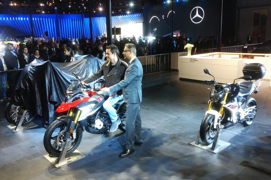 BMW G 310 R, G 310 GS India launch by end-2018