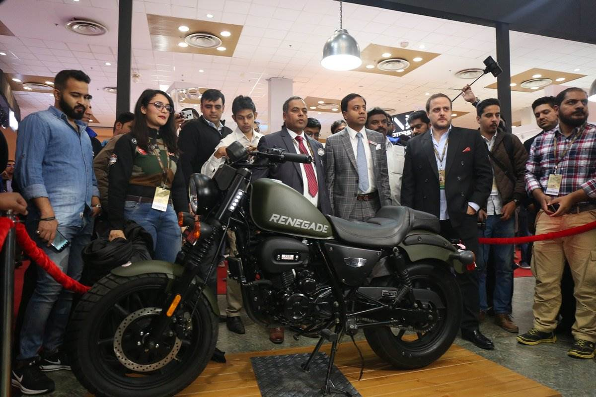UM Renegade Duty S, Duty Ace launched at Rs 1.10 lakh