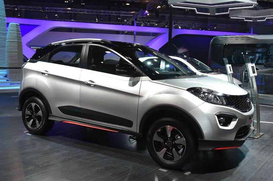 Nexon Aero previews personalisation options for Tata SUV