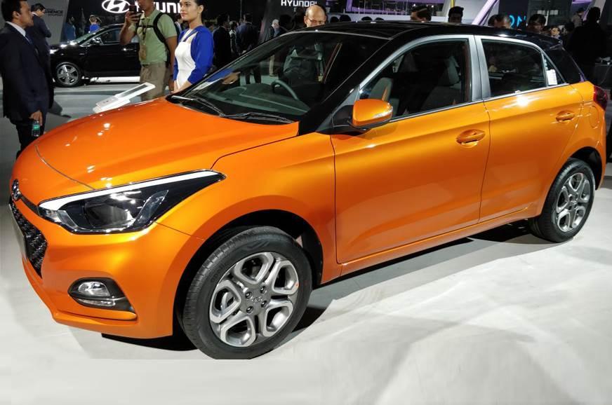 Auto Expo 2018 New Hyundai I20 Facelift Variants Price