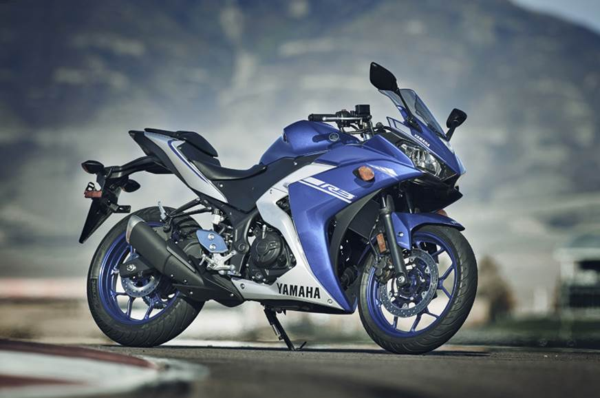 2018 Yamaha R3 launched at Rs 3.48 lakh