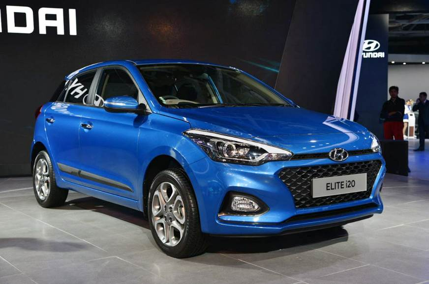 auto expo 2018 hyundai foresees jump in i20 automatic hatchback sales with 1 2 litre cvt. Black Bedroom Furniture Sets. Home Design Ideas