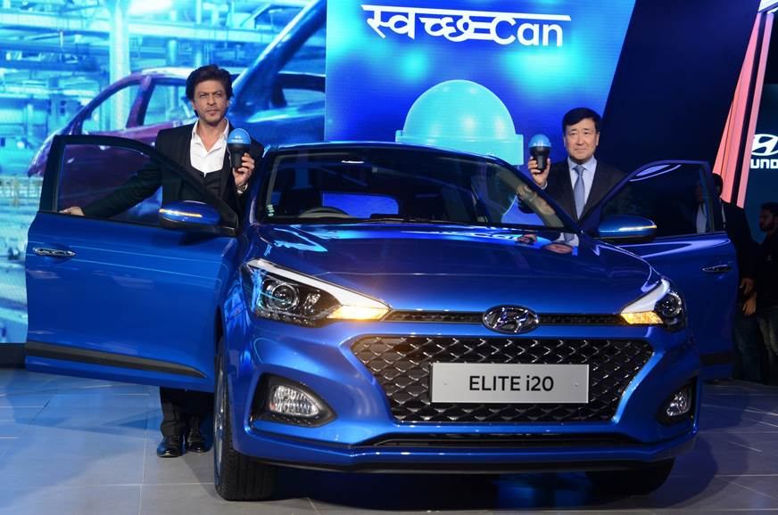 Hyundai introduces Swachh Can at Auto Expo 2018