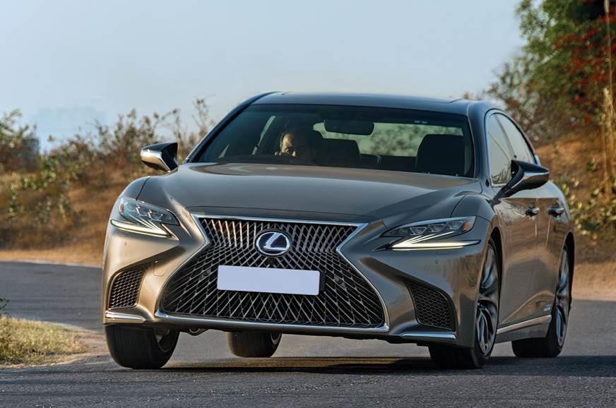 2018 Lexus LS 500h review, test drive