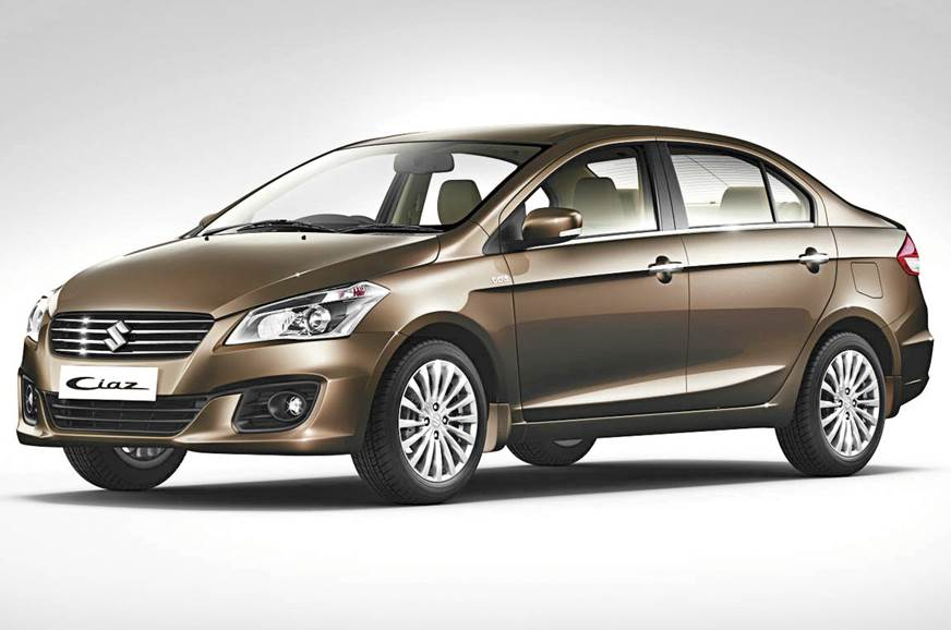 The diesel Ciaz is being offered with discounts of up to Rs 95,000.