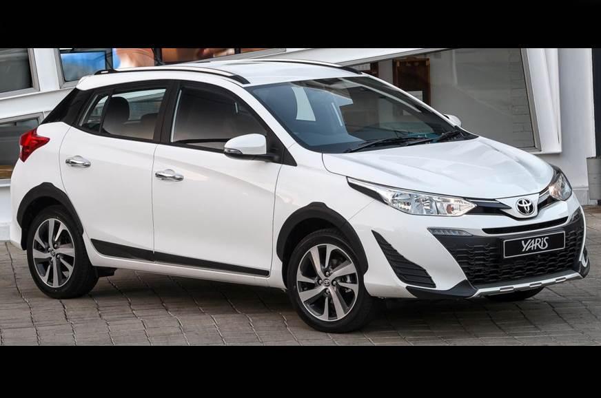 New Toyota Yaris Cross revealed