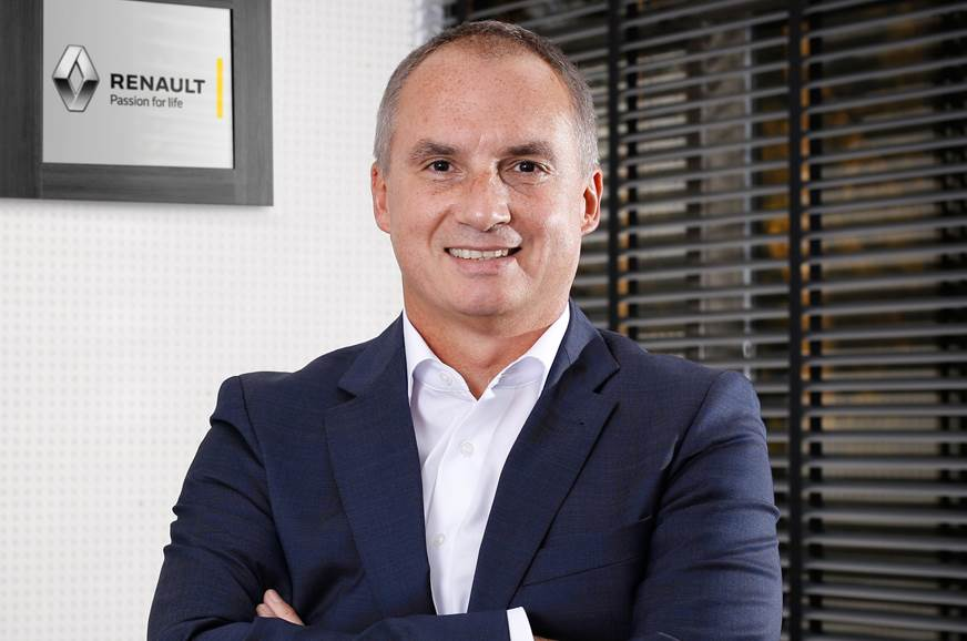 In conversation with Fabrice Cambolive, Renault Group