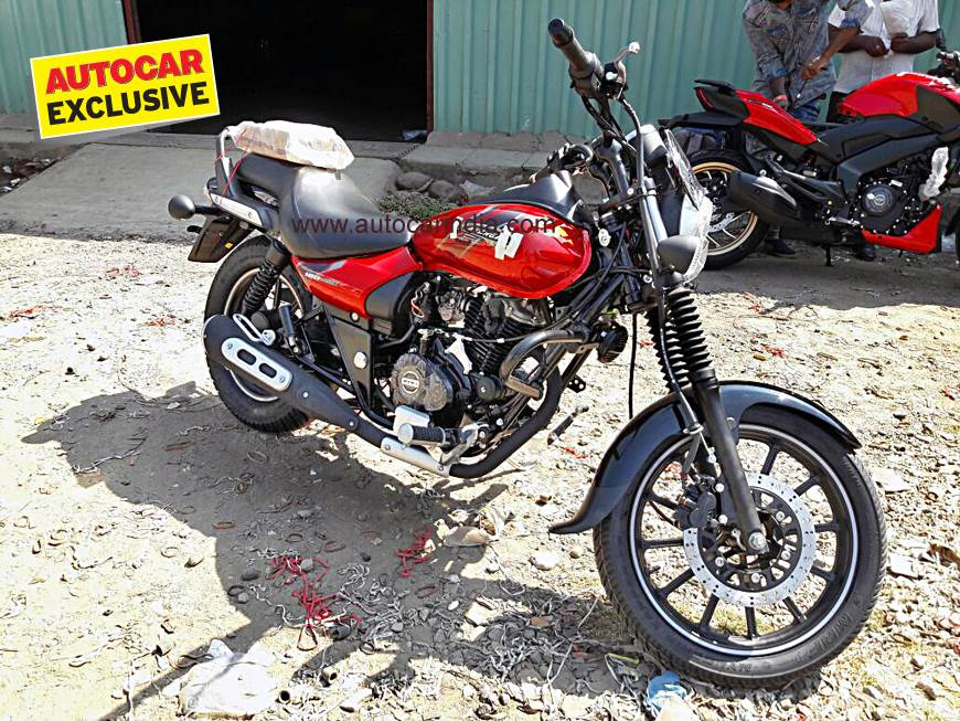 2018 Bajaj Avenger 180 to be priced from Rs 83,400