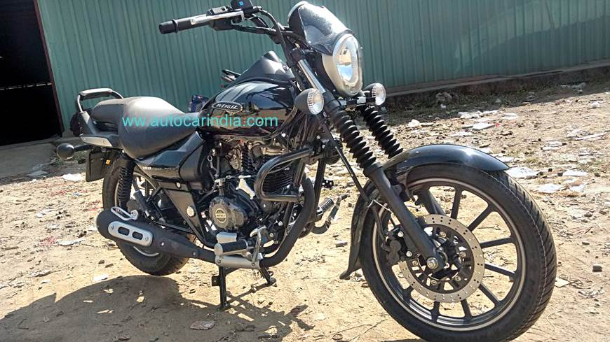 2018 Bajaj Avenger 180 To Be Priced From Rs 83 400 And Exclusive New Images Of The Cruiser