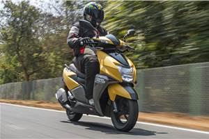 2018 TVS Ntorq 125 review, test ride