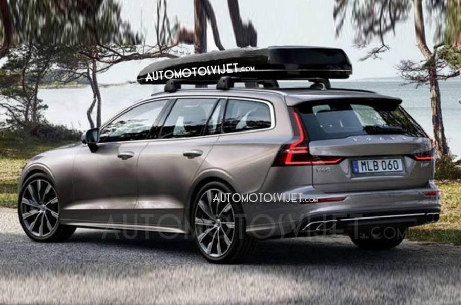 New Volvo V60 leaked ahead of Geneva debut
