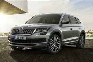 Top-spec Skoda Kodiaq L&K revealed