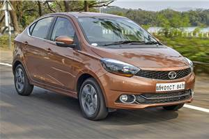 2018 Tata Tigor AMT review, test drive