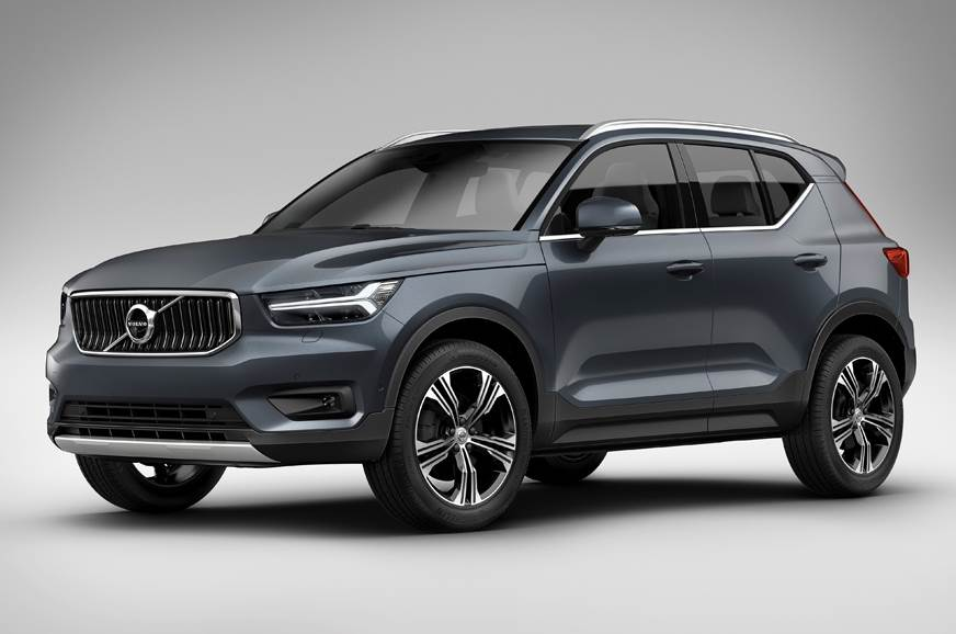 Volvo XC40 debuts new three-cylinder engine