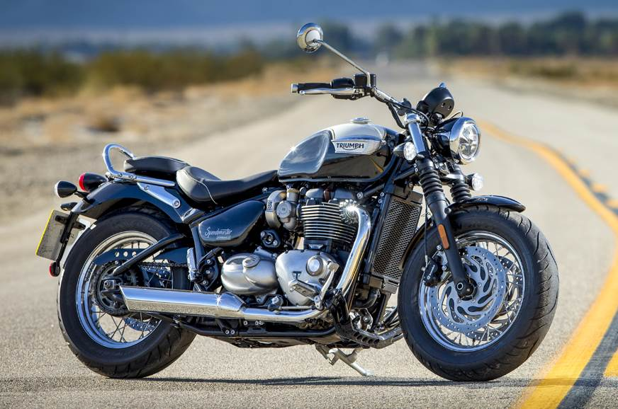 Triumph Speedmaster to be launched on February 27