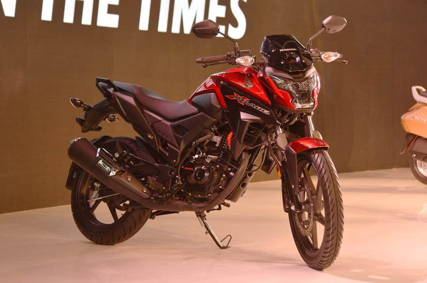 2018 Honda X Blade 5 Things You Need To Know Autocar India