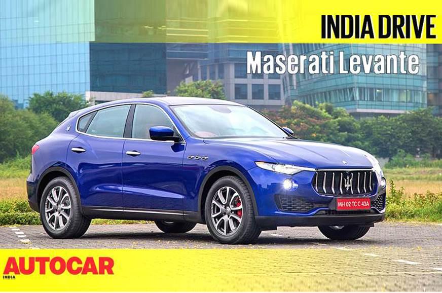 2018 Maserati Levante video review