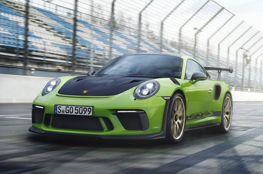 2018 Porsche 911 GT3 RS launched at Rs 2.75 crore