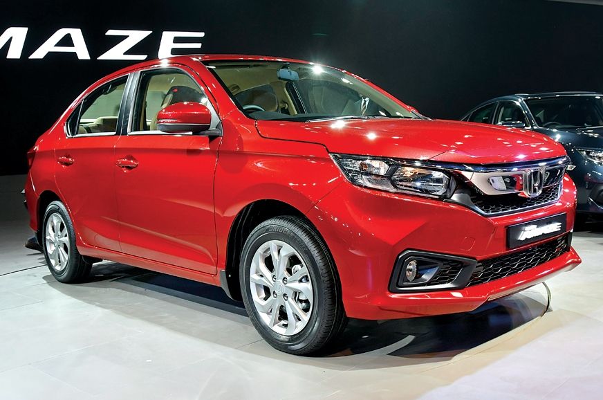 The second-gen Amaze will come with a diesel-CVT combo.