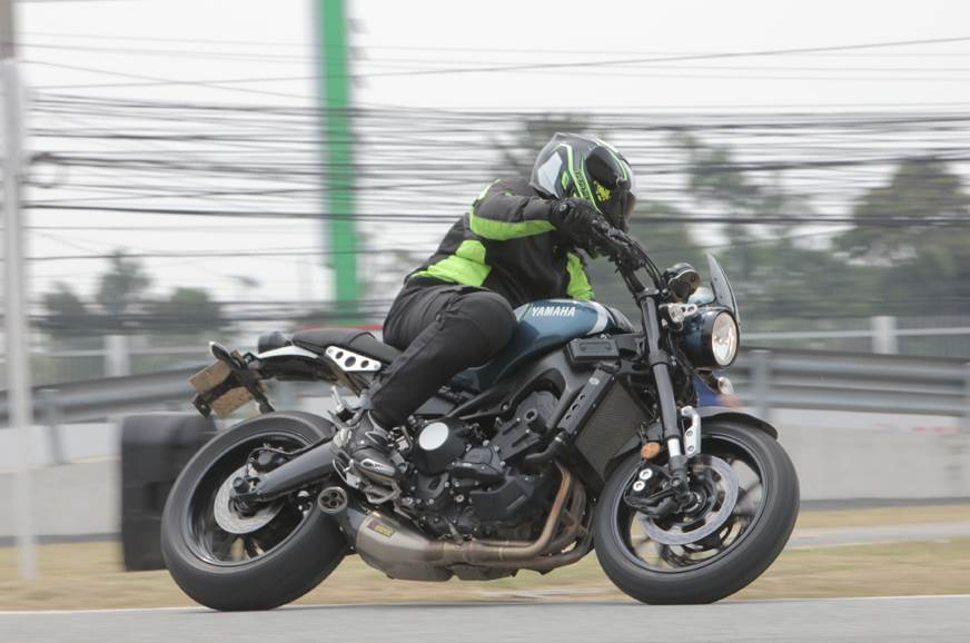 2018 Yamaha XSR900 review, test ride